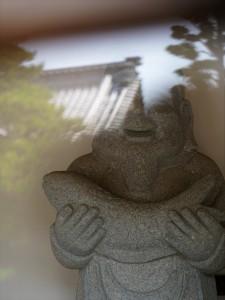 向善寺の恵比寿様